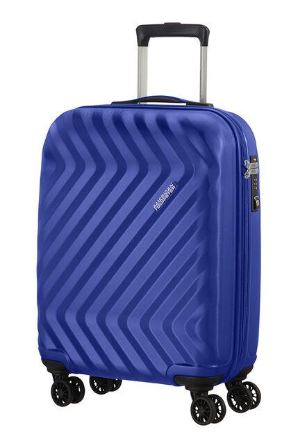 Ziggzagg Koffert med 4 hjul 55cm