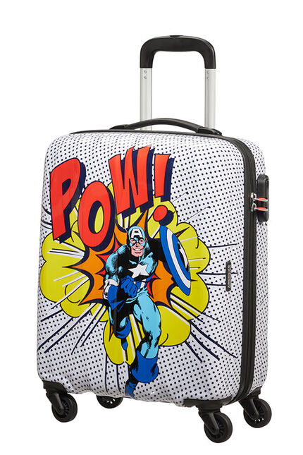 Marvel Legends Koffert med 4 hjul 55cm (20cm)