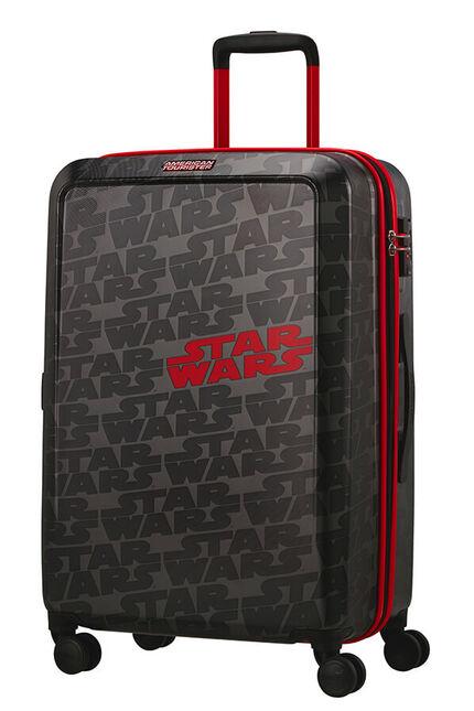 Funlight Disney Koffert med 4 hjul 67cm