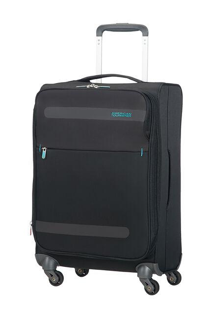 Herolite Utvidbar koffert med 4 hjul 55cm