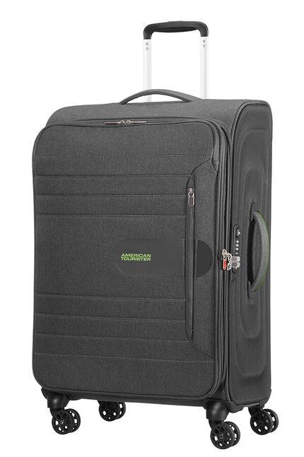 Sonicsurfer Utvidbar koffert med 4 hjul 68cm
