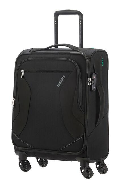 Eco Wanderer Koffert med 4 hjul 55cm