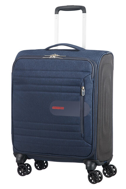 Sonicsurfer Koffert med 4 hjul 55cm