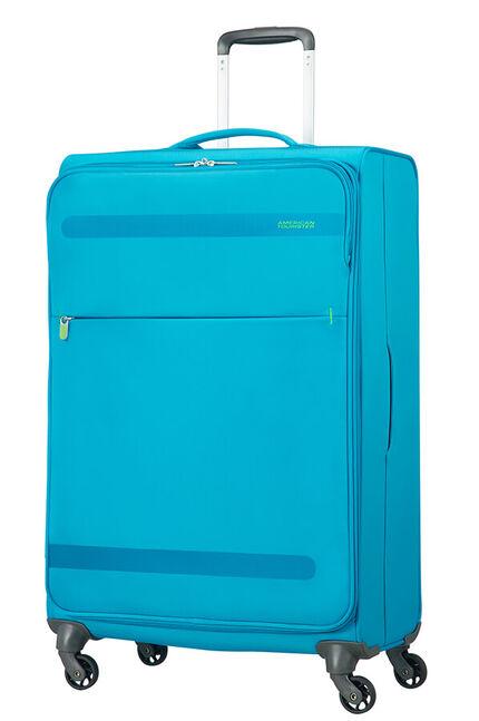Herolite Koffert med 4 hjul 67cm
