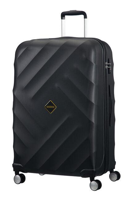 Crystal Glow Koffert med 4 hjul 76cm