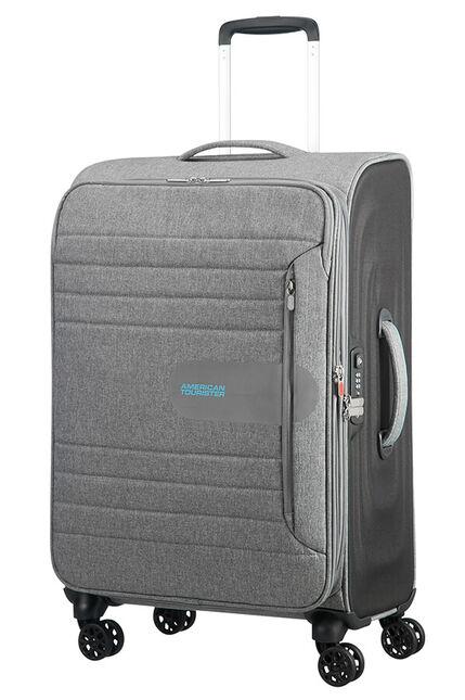 Sonicsurfer Koffert med 4 hjul 68cm