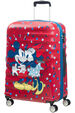 Wavebreaker Disney Koffert med 4 hjul 67cm Minnie Loves Mickey