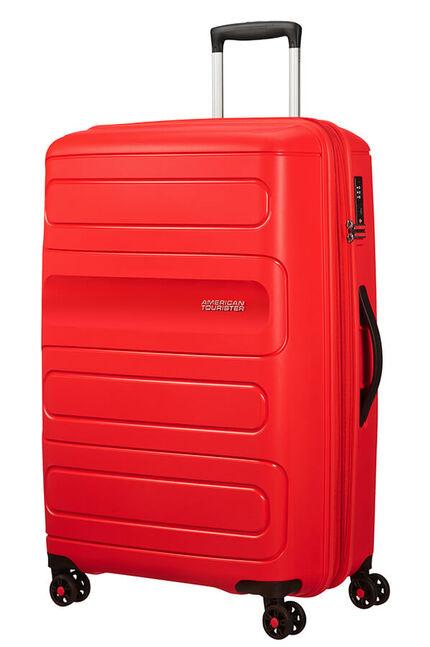 Sunside Utvidbar koffert med 4 hjul 77cm
