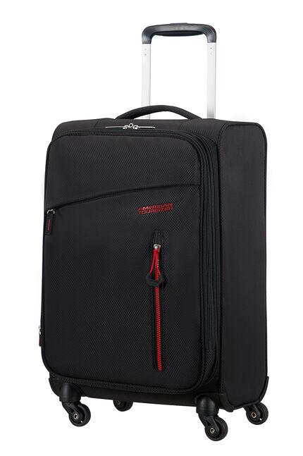 Litewing Utvidbar koffert med 4 hjul 55cm