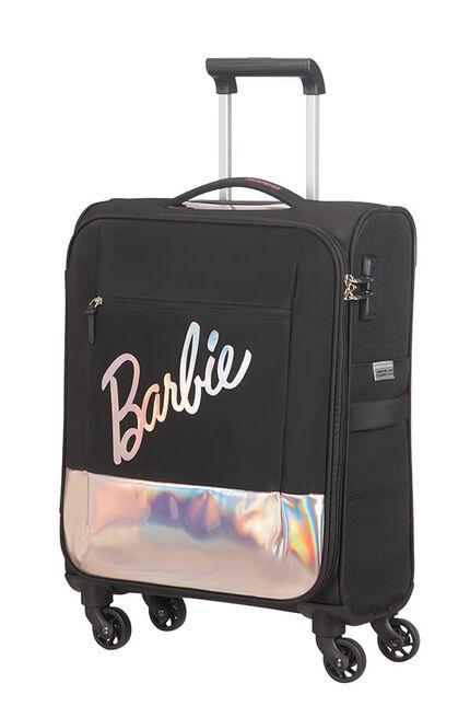 Modern Glow Barbie Koffert med 4 hjul 55cm