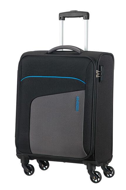 Powerup Koffert med 4 hjul 55cm