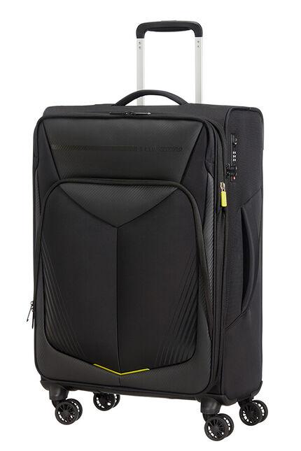 Summerfunk Utvidbar koffert med 4 hjul 67cm