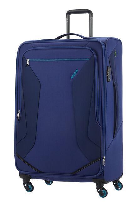 Eco Wanderer Utvidbar koffert med 4 hjul 79cm