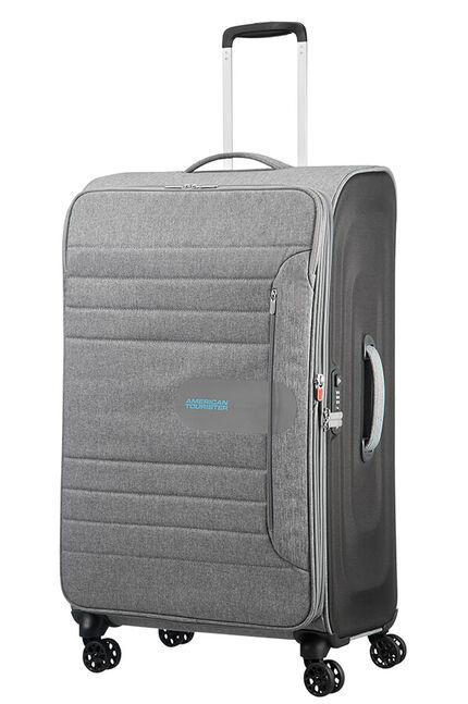 Sonicsurfer Koffert med 4 hjul 80cm