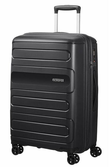 Sunside Utvidbar koffert med 4 hjul 68cm