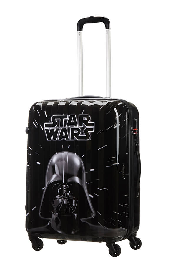 c4cd73901 Star Wars Legends Koffert med 4 hjul 65cm